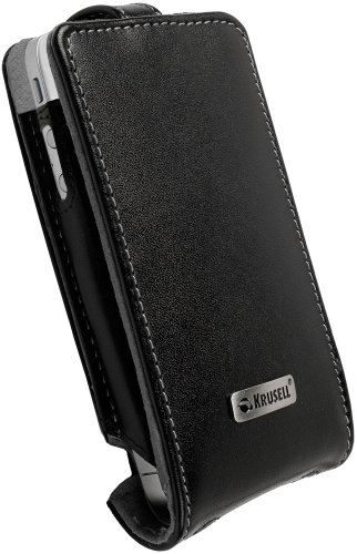 Krusell Orbit Flex Leather Case for iPhone 4/4S - Black Black Friday & Cyber Monday 2014