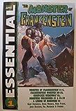 Essential Monster Of Frankenstein Volume 1 TPB (Essential (Marvel Comics)) (0785116346) by Friedrich, Gary