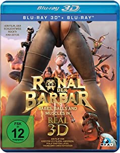 Ronal der Barbar - Real 3D [3D Blu-ray]