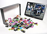 Photo Jigsaw Puzzle of Couple on a Harle...