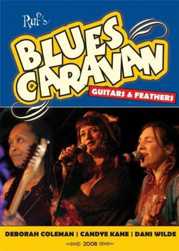 Blues Caravan 2008: Guitars & [DVD] [Import]