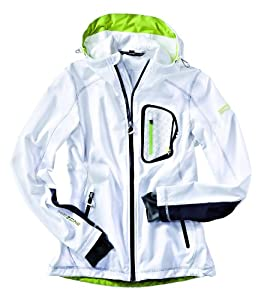 Northland Baltoro Professional Women's Functional Jacket Storm Tech white Size:36