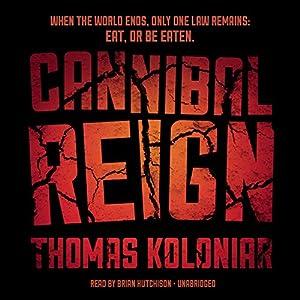 Cannibal Reign Audiobook
