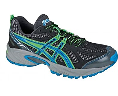 ASICS JUNIOR GEL-ENDURO 9 GS Running Shoes - 3 - Black