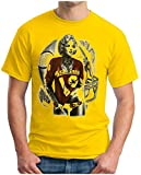 OM3 - Marilyn Monroe - 49ers - T-Shirt SAN FRANCISCO STAR HOLLYWOOD LEGEND NY USA, S - 5XL