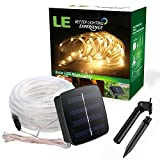 LE LED Solar Lichterkette Solarlichterkette