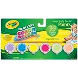 Crayola Magic Light Brush Paint Refill - Tropical Colors