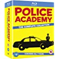 Police Academy 1-7 - The Complete Collection Box Set [Blu-ray]
