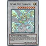 Yu-Gi-Oh! - Light End Dragon (RYMP-EN067) - Ra Yellow Mega-Pack - Unlimited E...