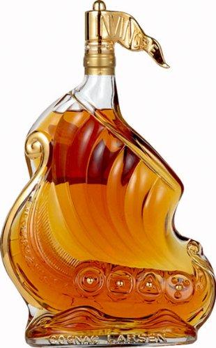 ラーセン・ハンドメイド・グラスシップ 40度 700ml ×1本