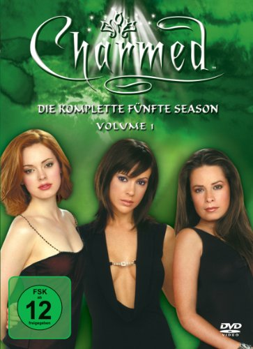 Charmed - Season 5, Vol. 1 (3 DVDs)