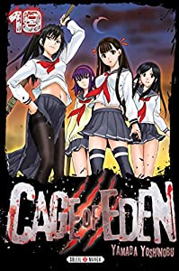 Cage of Eden Edition simple Tome 19