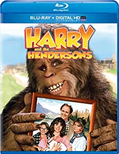 Harry and the Hendersons (Blu-ray + Digital HD with UltraViolet)