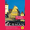Behind the Wheel: German 1 Audiobook by  Behind the Wheel, Mark Frobose
