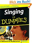Singing For Dummies (For Dummies (Lif...