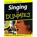 Singing for Dummies (For Dummies (Lifestyles Paperback))by Pamelia S. Phillips