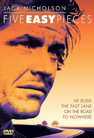 FIVE EASY PIECES (DVD/1.85/MONO/ENGPORTBOTH/SPCHINKORTHAISUB) Picture