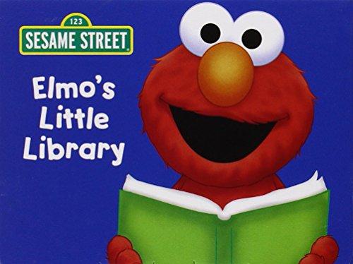Sesame Street: Elmo's Little Library