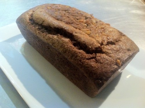 Billy Bites Banana Nut Bread - 3lb Loaf