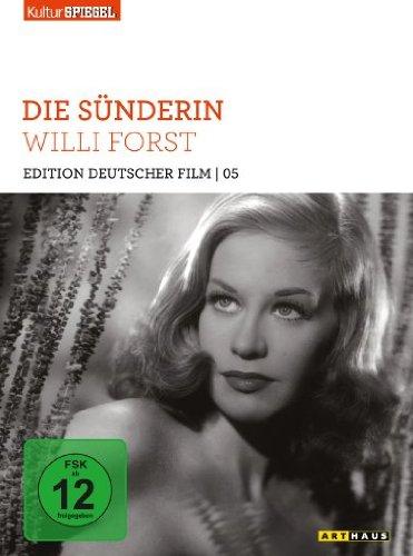 KULTUR SPIEGEL - DIE SÜNDERIN [IMPORT ALLEMAND] (IMPORT) (DVD)