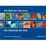 """Die Welt der Elemente - Die Elemente der Weltvon """"Hans-J�rgen Quadbeck..."""""""