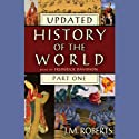 History of the World, Updated Audiobook by J.M. Roberts Narrated by Frederick Davidson