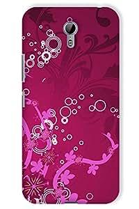 IndiaRangDe Case For Lenovo ZUK Z1 Printed Back Cover