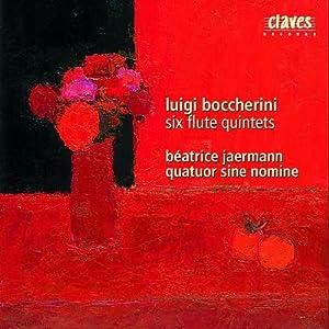 Luigi Boccherini : Six Flute Quintets