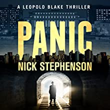 Panic: Leopold Blake, Book 2 (       UNABRIDGED) by Nick Stephenson Narrated by Artie Sievers