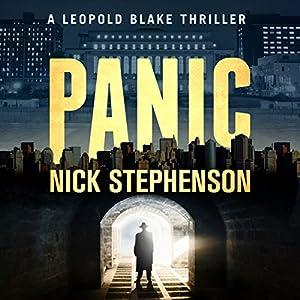 Panic: Leopold Blake, Book 2 Audiobook