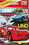 Cars Movie UNO Card Game