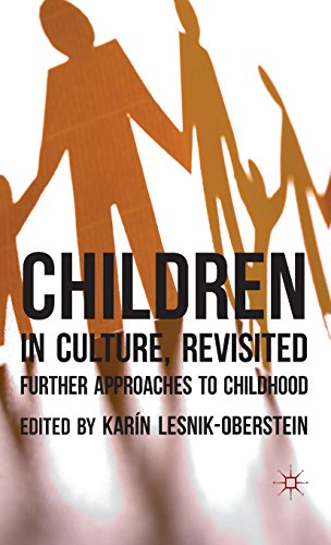 Children In Culture, Revisited: Further Approaches To Childhood front-1057559