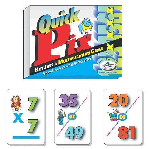 Quick Pix Multiplication