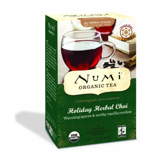 Holiday Herbal Chai 18 Bags (Case Of 6)