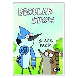 Regular Show: The Slack Pack