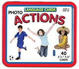 51eFwVVKFQL. SL160  Smethport Photo Language Cards Actions