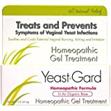 YeastGard Homeopathic Formula Gel Treatment 1 oz