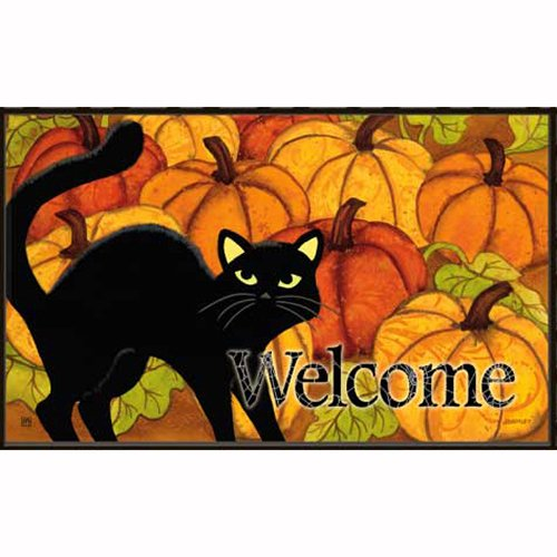 Halloween Doormats ~ 010317_Halloween Doormat With Sound