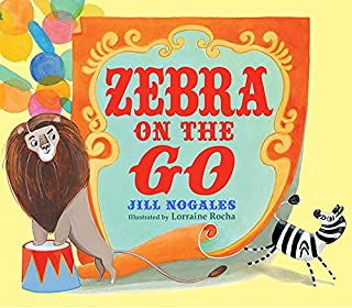 Book Cover: Zebra on the Go