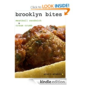 Brooklyn Bites: Meatball Sandwich &amp; Cream Crumb