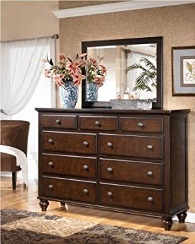 "Dresser by ""Famous Brand"" Furniture"