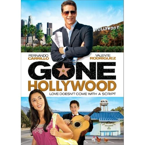 Gone Hollywood movie