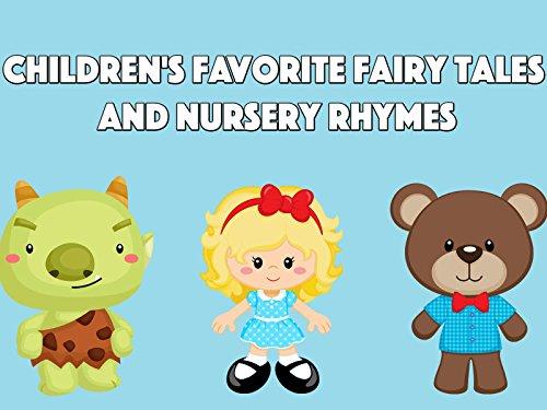 Children's Favorite Fairy Tales and Nursery Rhymes - Season 1
