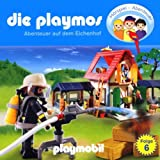 echange, troc Die Playmos - Abenteuer auf dem Eichenhof-CD6 (Playmobil)