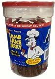 Meaty Treats Lamb & Rice Jerky, Dog Snacks, 56 oz (1588 g)