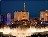 Scenic Cities - Las Vegas Bellagio Fountain Bally