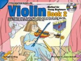 img - for CP69203 - Progressive Violin Method for Young Beginners Book 2 Book/CD book / textbook / text book