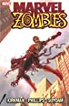 Marvel Zombies TPB Spider-Man Cover