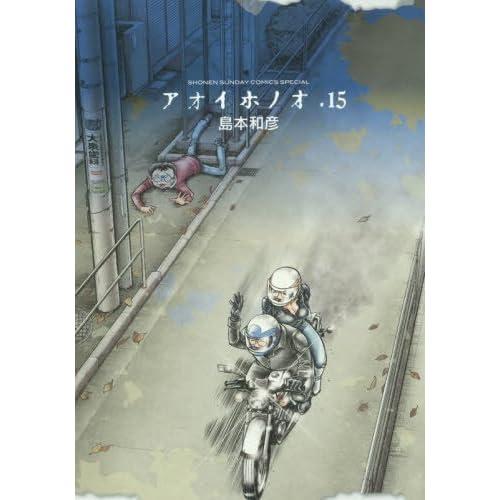 アオイホノオ 15 (少年サンデーコミックススペシャル)