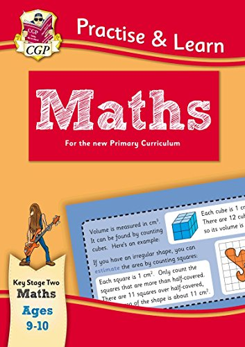 New Curriculum Practise & Learn: Maths for Ages 9-10